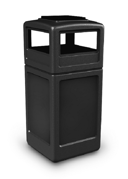 Ash Amp Trash Bins Outdoor Ashtrays And Waste Bins