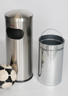 Hygienic Waste Bins With Lift Out Liner