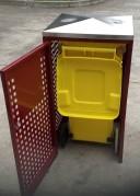 Large Street Public Recycle Bin